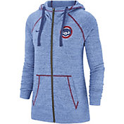 Nike Women's Chicago Cubs Vintage Full-Zip Hoodie