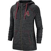 Nike Women's Arizona Diamondbacks Vintage Full-Zip Hoodie