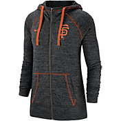 Nike Women's San Francisco Giants Vintage Full-Zip Hoodie