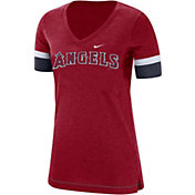 Nike Women's Los Angeles Angels Dri-FIT V-Neck T-Shirt