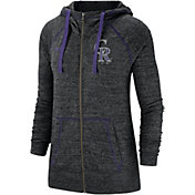 Nike Women's Colorado Rockies Vintage Full-Zip Hoodie