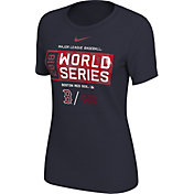 Nike Women's 2018 World Series Boston Red Sox Navy T-Shirt