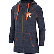 Nike Women's Houston Astros Vintage Full-Zip Hoodie