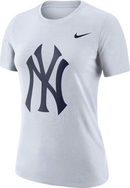 Nike Women s New York Yankees Dri-FIT T-Shirt. noImageFound 0b42533f956