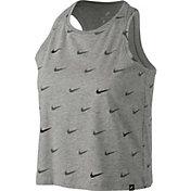 Nike Women's Sportswear Swoosh Crop Tank Top
