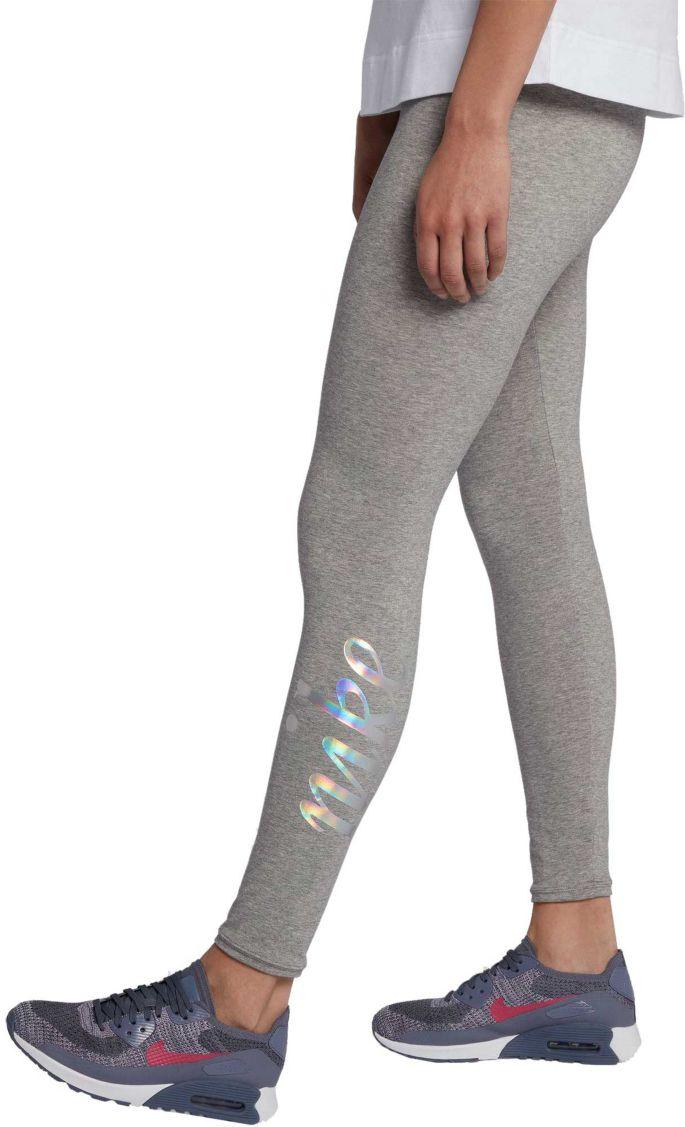 9a0d9c5aca Nike Women's Sportswear Leg-A-See Leggings | DICK'S Sporting Goods