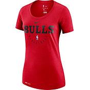 Nike Women's Chicago Bulls Dri-FIT Practice T-Shirt