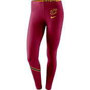 Nike Women's Cleveland Cavaliers Black Leggings
