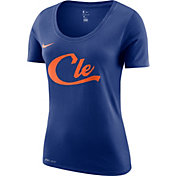 Nike Women's Cleveland Cavaliers Dri-FIT City Edition T-Shirt