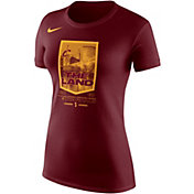 "Nike Women's 2018 NBA Finals Cleveland Cavaliers Dri-FIT ""The Land"" T-Shirt"
