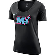 Nike Women's Miami Heat Dri-FIT City Edition T-Shirt
