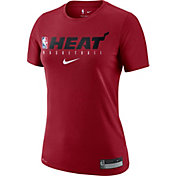 Nike Women's Miami Heat Dri-FIT Practice T-Shirt