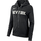 Nike Women's New York Knicks Full-Zip Hoodie
