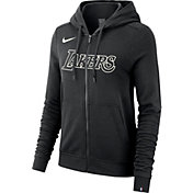 Nike Women's Los Angeles Lakers Full-Zip Hoodie