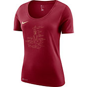 Nike Women's Houston Rockets Dri-FIT City Edition T-Shirt
