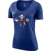 Nike Women's Philadelphia 76ers Dri-FIT City Edition T-Shirt