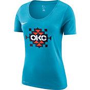 Nike Women's Oklahoma City Thunder Dri-FIT City Edition T-Shirt