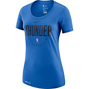 Nike Women's Oklahoma City Thunder Dri-FIT Practice T-Shirt