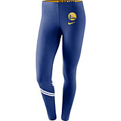 Nike Women's Golden State Warriors Black Leggings