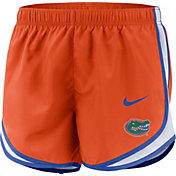 Nike Women's Florida Gators Orange Dri-FIT Tempo Shorts