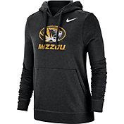 Nike Women's Missouri Tigers Club Fleece Pullover Black Hoodie