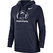 Nike Women's Penn State Nittany Lions Blue Club Fleece Pullover Hoodie