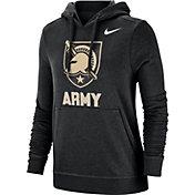 Nike Women's Army West Point Black Knights Army Black Club Fleece Pullover Hoodie