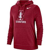 Nike Women's Stanford Cardinal Cardinal Club Fleece Pullover Hoodie