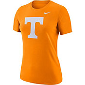 Nike Women's Tennessee Volunteers Tennessee Orange Dri-FIT Logo Crew T-Shirt