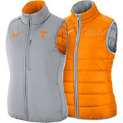 Nike Women's Tennessee Volunteers Tennessee Orange Shield Reversible Vest