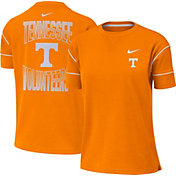 Nike Women's Tennessee Volunteers Tennessee Orange Breathe Crew Neck T-Shirt