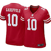 Nike Women's Home Game Jersey San Francisco 49ers Jimmy Garoppolo #10