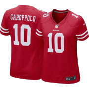 Top Nike Women's Home Game Jersey San Francisco 49ers Jimmy Garoppolo  hot sale