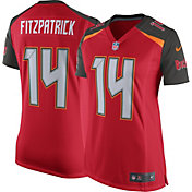 Nike Women's Home Game Jersey Tampa Bay Buccaneers Ryan Fitzpatrick #14