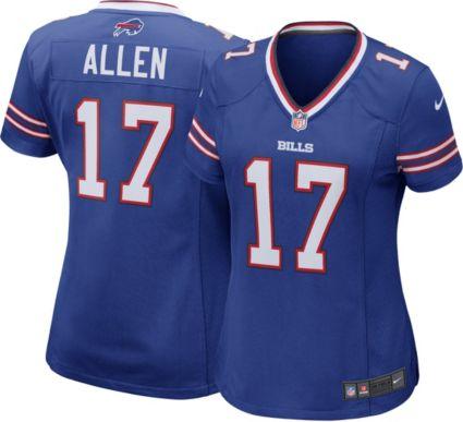 20e9c52d94c Nike Women s Home Game Jersey Buffalo Bills Josh Allen  17