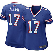 Nike Women's Home Game Jersey Buffalo Bills Josh Allen #17