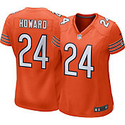 Nike Women's Alternate Game Jersey Chicago Bears Jordan Howard #24