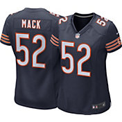 Nike Women's Home Game Jersey Chicago Bears Khalil Mack #52