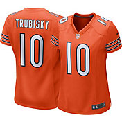 Nike Women's Alternate Game Jersey Chicago Bears Mitchell Trubisky #10