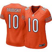Nike Women's Alternate Game Jersey Chicago Bears Mitchell Trubisky #10