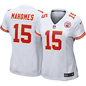 Nike Women's Away Game Jersey Kansas City Chiefs Patrick Mahomes #15