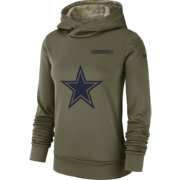 Nike Women's Salute to Service Dallas Cowboys Therma-FIT Performance Hoodie