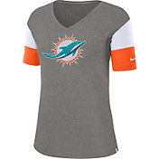 best loved 82a21 54433 Miami Dolphins Women's Apparel | NFL Fan Shop at DICK'S