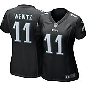 Nike Women's Home Game Jersey Philadelphia Eagles Carson Wentz #11