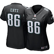 Nike Women's Home Game Jersey Philadelphia Eagles Zach Ertz #86