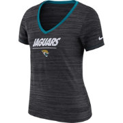 Nike Women's Jacksonville Jaguars Legend Velocity Performance Black T-Shirt