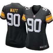 9ff2af30bad Nike Women's Alternate Game Jersey Pittsburgh Steelers T.J. Watt #90 ...