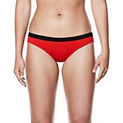 Nike Women's Guard Sport Bikini Bottom in University Red