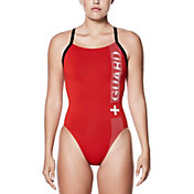 Nike Women's Guard Racerback Swimsuit