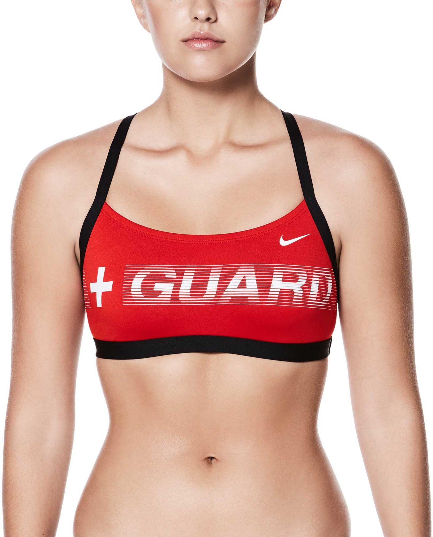 Nike Women's Guard Racerback Swimsuit Top